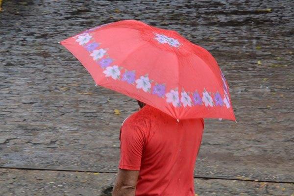 Natalenses terão pancadas de chuvas durante o feriado natalino