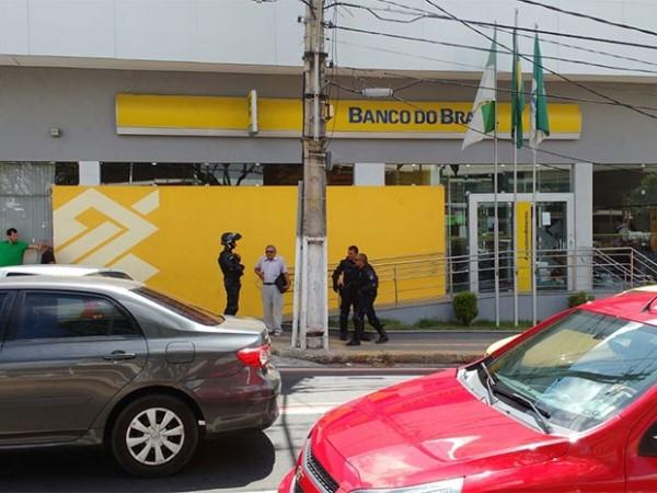 Criminosos suspeitos de assaltar banco são presos em Natal