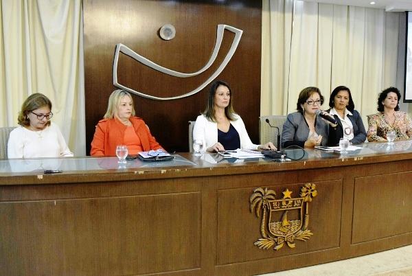 """Semana Nacional """"Justiça pela Paz em Casa"""" tem apoio da Assembleia"""