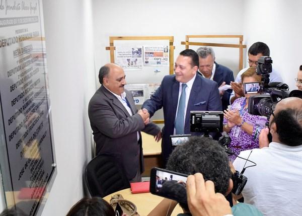 Ezequiel Ferreira é eleito pela imprensa o Parlamentar do Ano de 2015