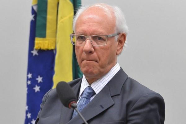 Gerson Almada é ex-vice presidente da Engevix (Foto: Valter Campanato/Agência Brasil)