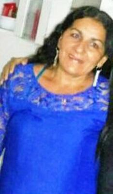 Marinalva foi atingida com golpes de Machado na Cabeça.