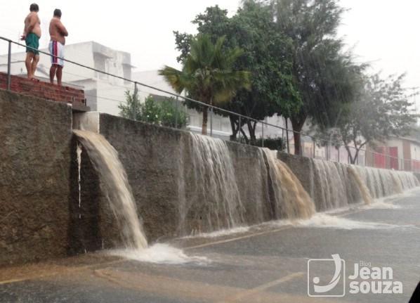 Chuvas no litoral e interior do RN até o fim de semana, diz Emparn