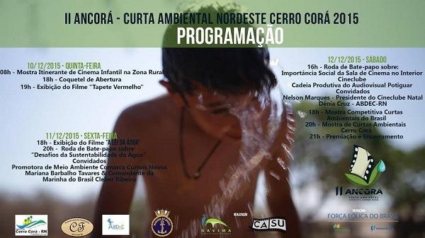 Cerro Corá recebe festival de cinema curta-metragem