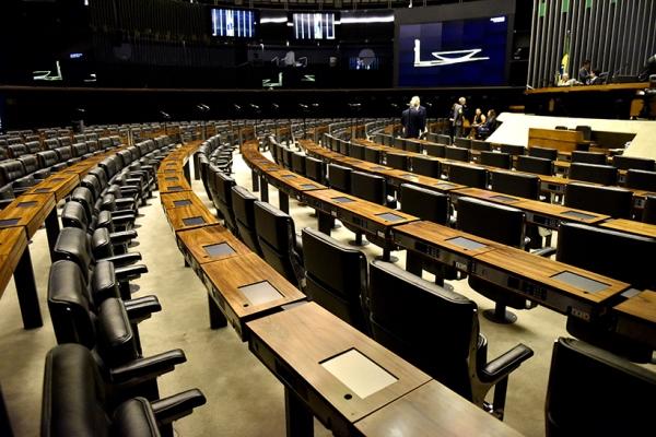 Último dia da Câmara: 465 deputados faltaram à sessão
