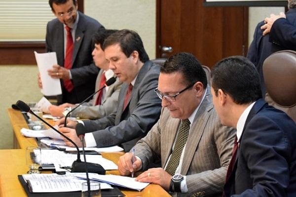 Deputados votam 19 matérias na última sessão do ano