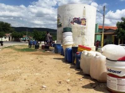 Município de Equador entrou em colapso nesta quinta (Foto: Anderson Barbosa/G1)