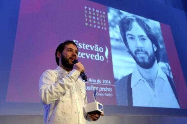 Escritor potiguar supera Chico Buarque e vence o Prêmio de Literatura em SP