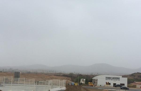PRESENTE DE NATAL: Currais Novos amanheceu banhada pela chuva