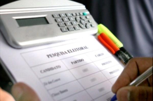 Pesquisas eleitorais terão registro obrigatório a partir do dia 1º de janeiro