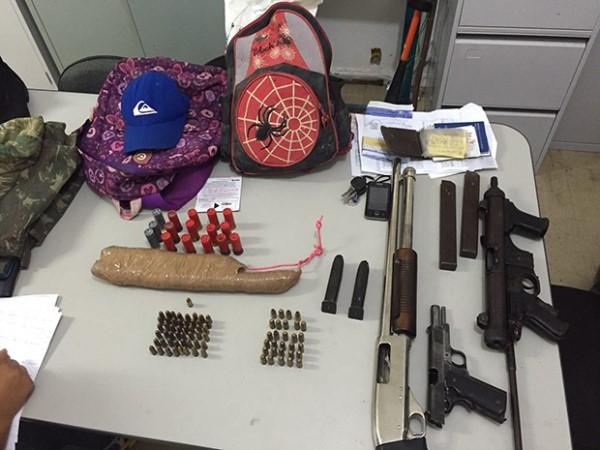 Polícia prende quadrilha especializada em roubos a banco na Grande Natal