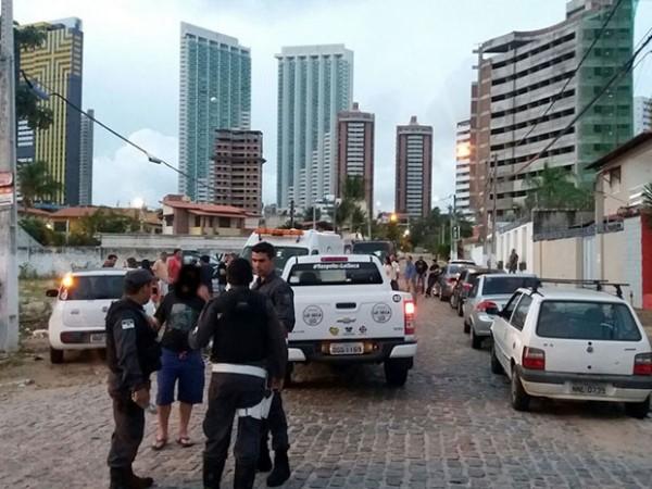 Ação da Lei Seca foi encerrada na manhã desta quinta, com quatro presos (Foto: Divulgação/PM)