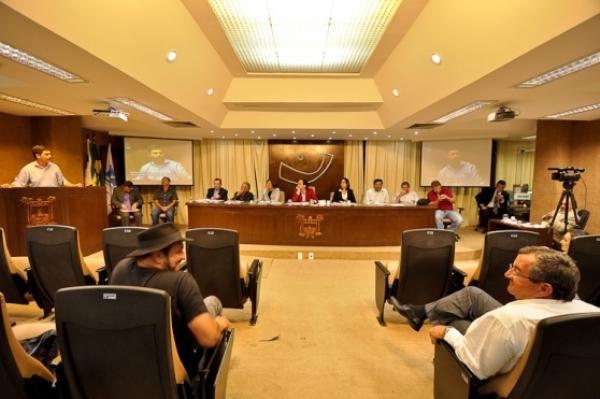 Assembleia Legislativa destacou união e luta contra a seca em 2015