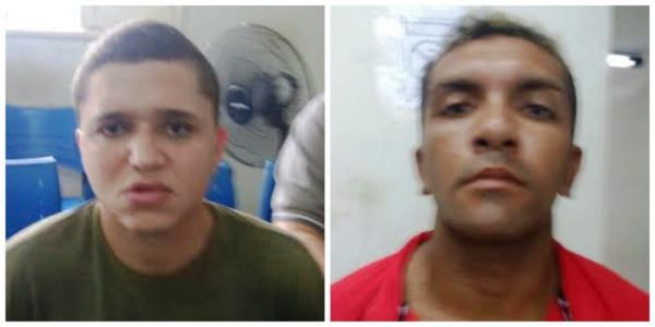 PM captura mais dois foragidos da Justiça em São Gonçalo do Amarante