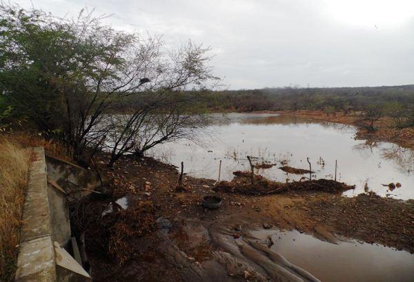 DIA ABENÇOADO: sábado com chuvas de até 90 mm no Seridó
