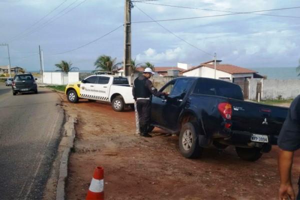 Operação Verão: CPRE intensifica fiscalização de trânsito no fim de semana