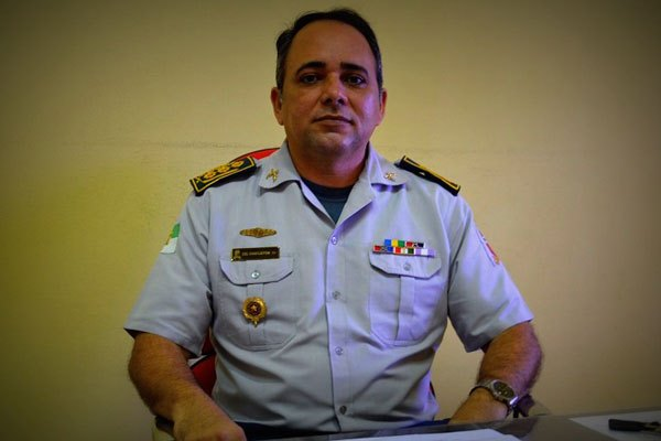 Governo do RN confirma coronel Dancleiton Pereira para o comando da PM
