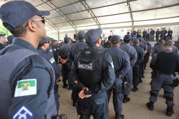 Sem promoções, policiais militares ameaçam paralisar atividades no Estado
