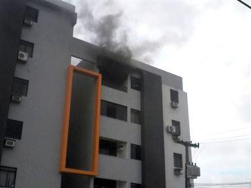 PARAÍBA: incêndio mata dois idosos em apartamento no Bessa, em João Pessoa