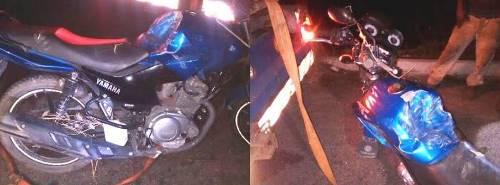 Trecho sinuoso da estrada de acesso à cidade de Lagoa Nova/RN causa acidente com vítima fatal