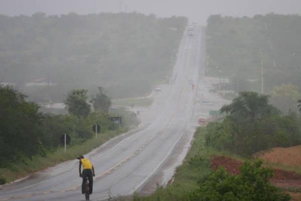 EMPARN registra mais chuvas em todo o RN
