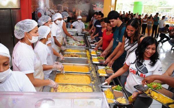 Sethas reabre 10 Restaurantes Populares e inaugura unidade da UERN