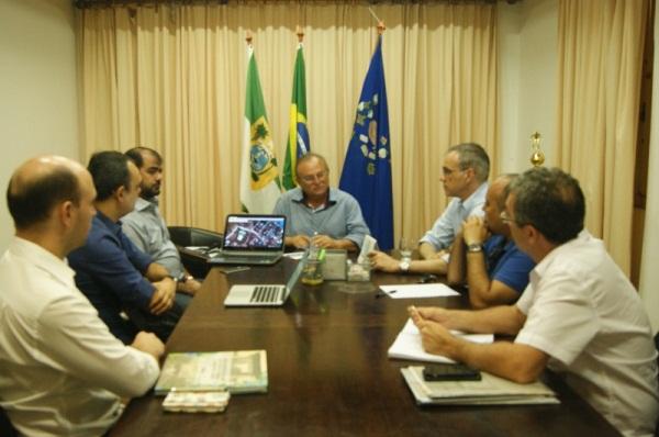 EDUCAÇÃO: Prefeitura de Currais Novos e UFRN discutiram parcerias e avanços para o campus local
