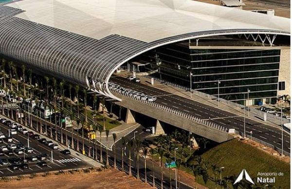 Aeroporto Internacional Governador Aluízio Alves está entre os melhores do Brasil