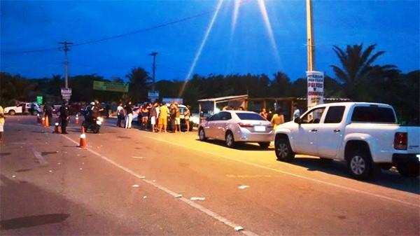 Após festa, 7 motoristas são presos sob efeito de álcool em praias do RN