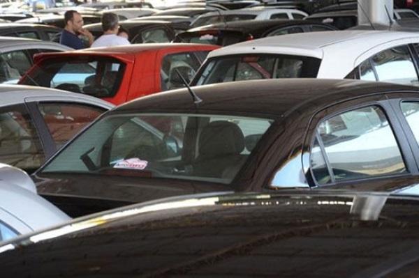 Financiamentos de veículos caem 13,6% no RN
