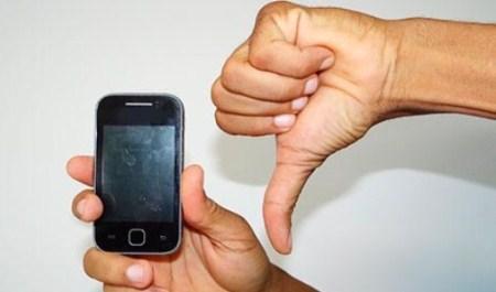 Nas mídias sociais, população reclamou das operadoras.