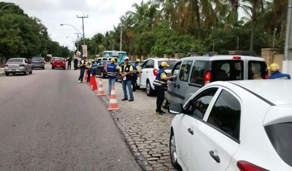 Governo do Estado reforça educação de trânsito durante Operação Verão