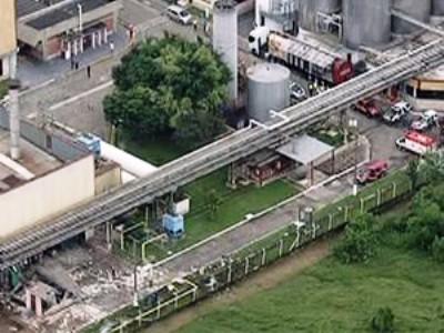 Explosão em fábrica da Heineken em SP deixa dois mortos