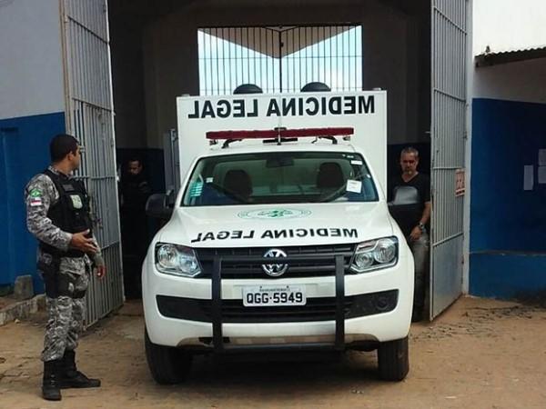 Preso transferido para Alcaçuz após motim em CDP é encontrado morto