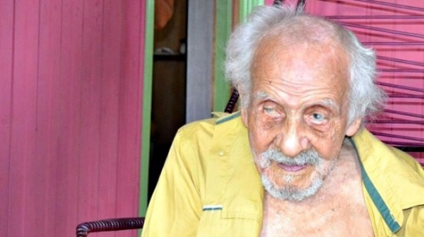 Cearense de 131 anos pode ser o homem mais velho do mundo