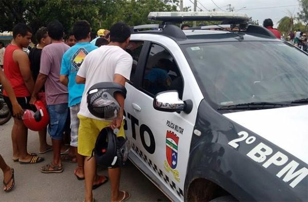 Dois são presos após assalto a loja de departamentos em Mossoró, RN