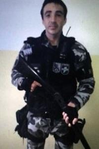 Tenente Ulisses, do 5º BPM, morto após atentados a tiros
