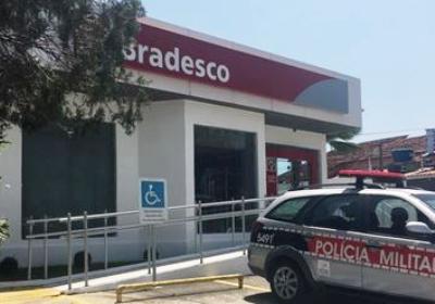 Banco Assaltado em João Pessoa.
