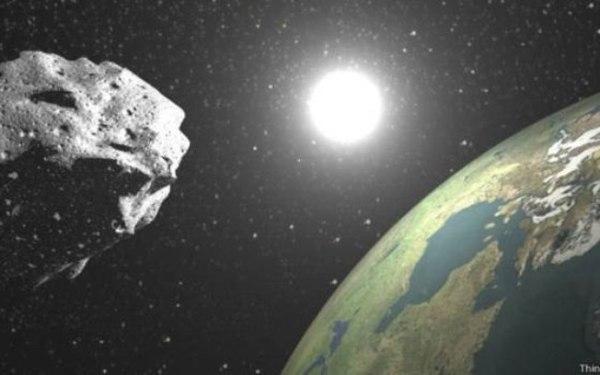 Rússia quer usar míssil para destruir asteroides