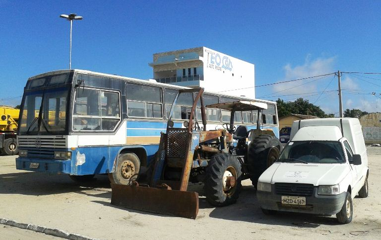 Prefeitura de Lagoa Nova fará leilão de veículos