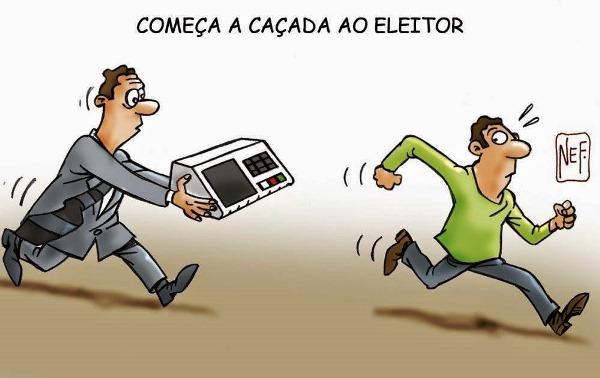ELEIÇÕES 2016: Propaganda eleitoral terá início em agosto