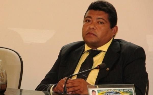 Vereador Joad Fonseca vai sair da cadeia.