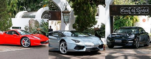 STF nega pedido da PGR para vender carros de luxo de Collor