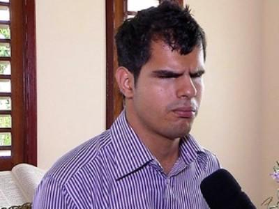 Cristian Emanoel superou dificuldades e se formou em direito (Foto: Reprodução/Inter TV Cabugi)