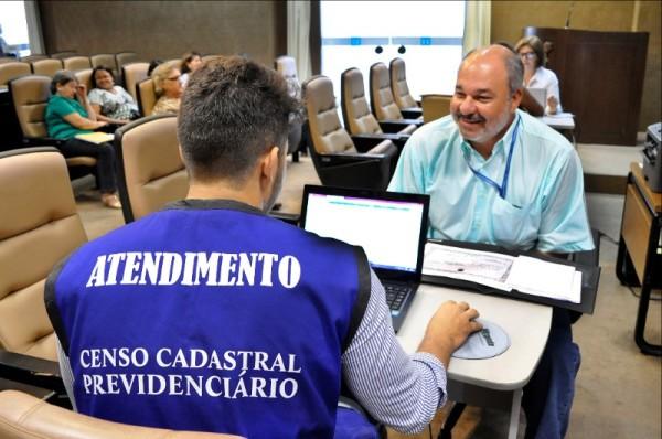 Assembleia inicia recadastramento previdenciário de servidores
