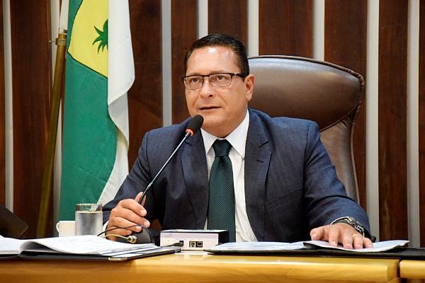 Ezequiel Ferreira reivindica ações para municípios do Agreste