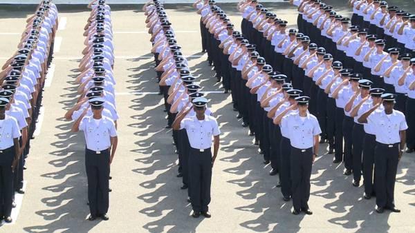 CONCURSOS: Aeronáutica com 480 vagas para sargentos; Marinha com 1.860 vagas para formação de soldados fuzileiros navais