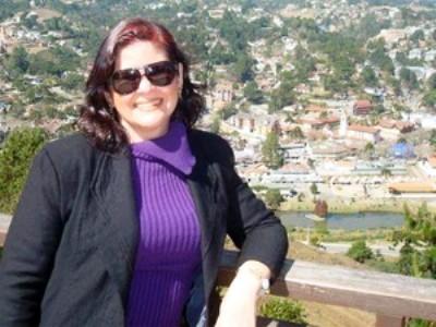 Gizela Mousinho foi assassinada no dia 2 de janeiro (Foto: Arquivo Pessoal)