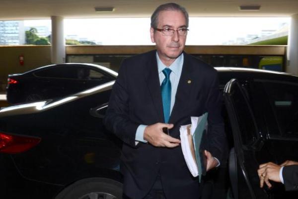 Eduardo Cunha apresenta defesa no Conselho de Ética da Câmara