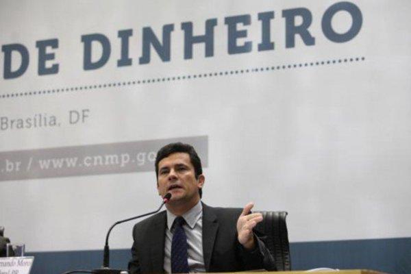 Sérgio Moro deve enviar lista nesta segunda (Foto: Gil Ferreira/CNJ/Divulgação)